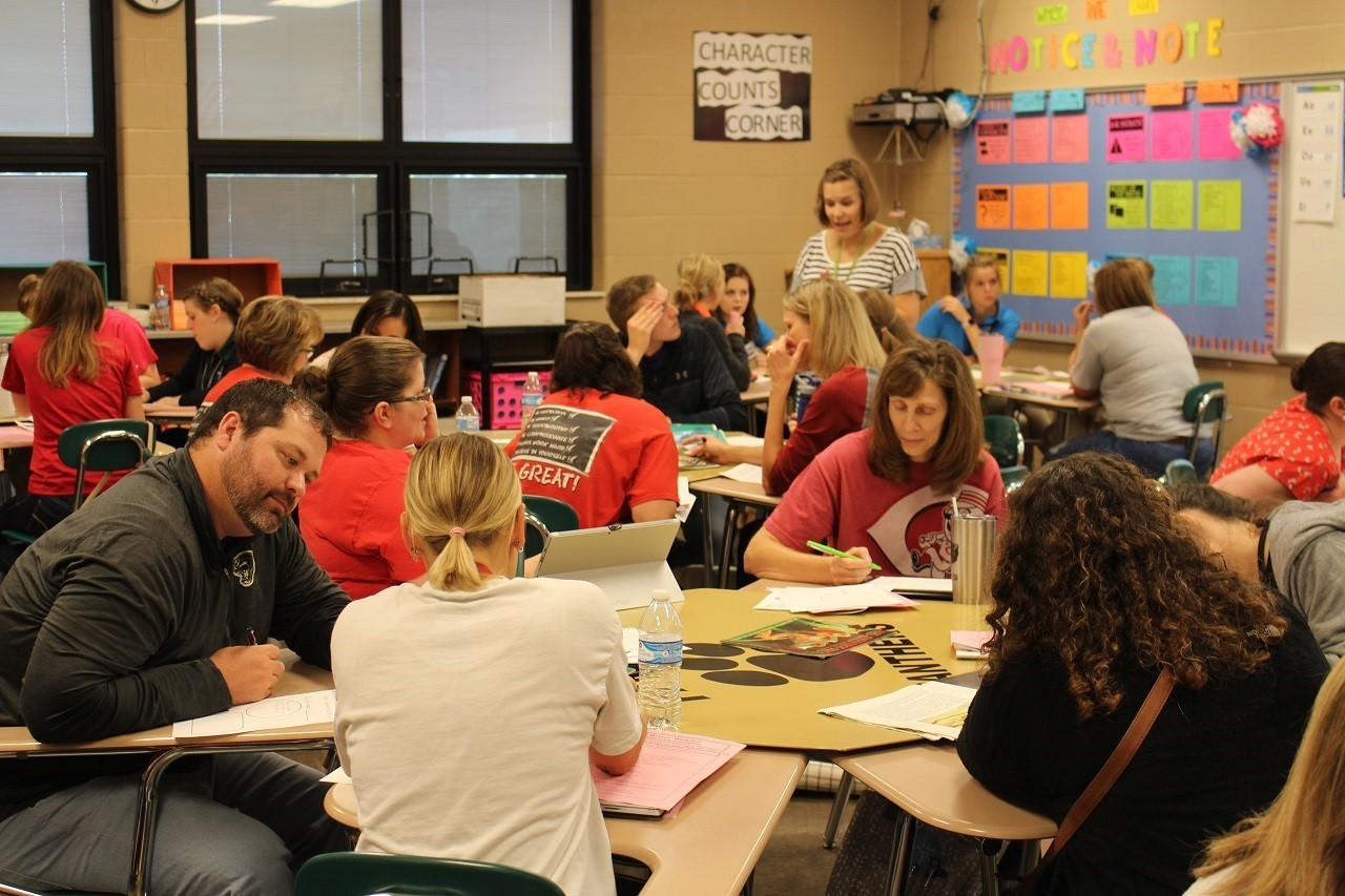 Mercer County educators sharing best practices with each other