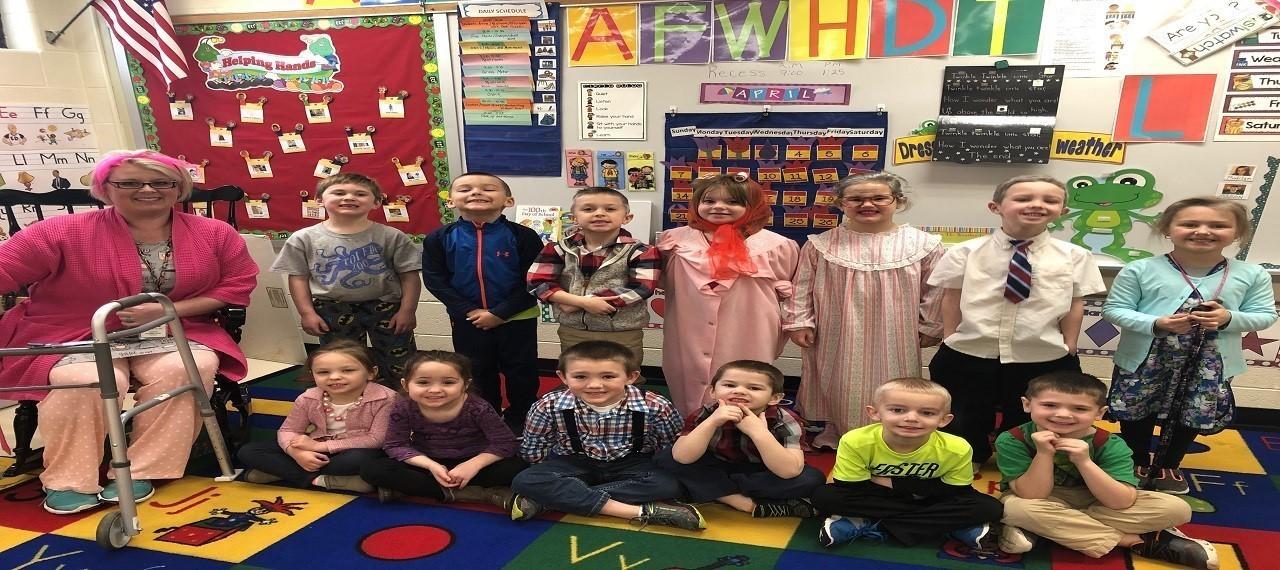 100 Day at Preschool!
