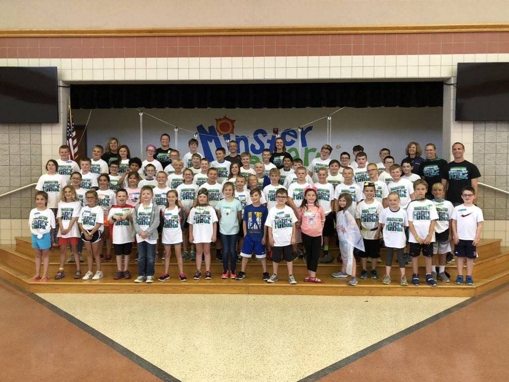 Camp Invention - 2019