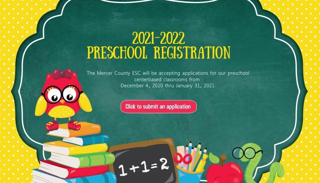 Preschool Application