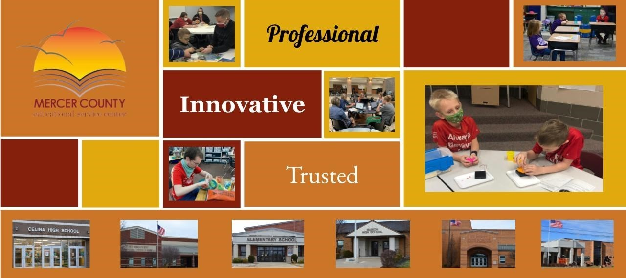 Mercer County Educational Service Center Collage